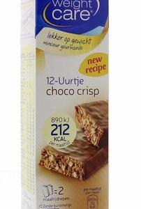Weight Care Maaltijdreep choco crisp 2st