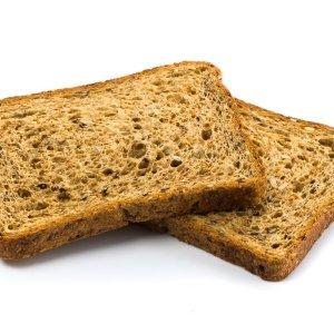 Koolhydraatarme Toast meerzaden