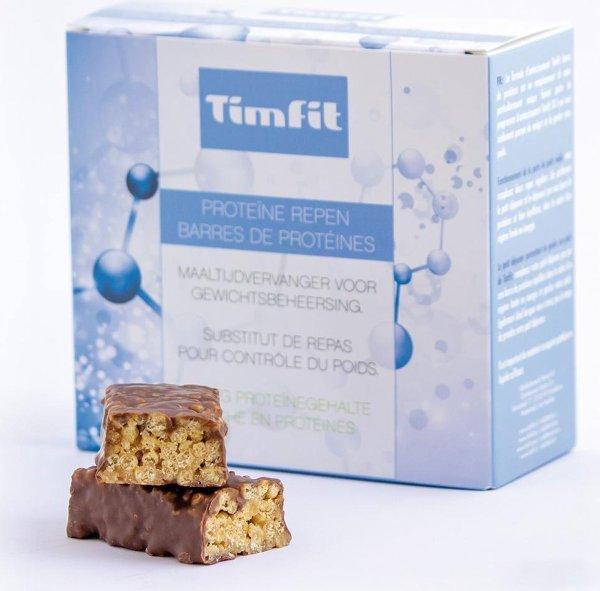 Crunchy Caramel   Afvallen met TimFit SX5 - Maaltijdvervanger - Eiwitreep - Maaltijdreep