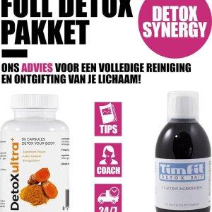 Detox Capsules & TimFit Detox 24/7
