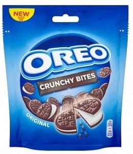 Oreo Oreo - Crunchy Bites Original 110 Gram