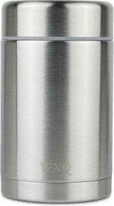 WNQ Lunchbox 500ml - Voedselcontainer thermos - Dubbelwandig lunchpot - Maaltijdbox - RVS