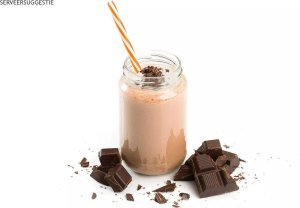 Proday Proteïne Dieet Shake (17 porties) - Chocolade - Eiwitrijk en geschikt voor koolhydraatarm dieet