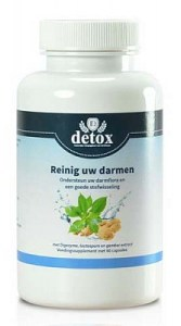 Detox D Capsules Reinig Uw Darmen