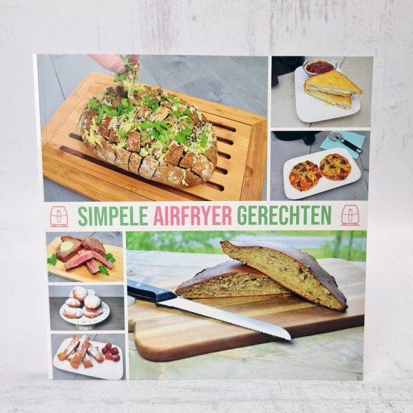Simpele Airfryer gerechten - Airfryer kookboek