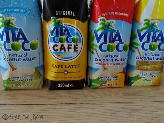 vita coco kokoswater gezond