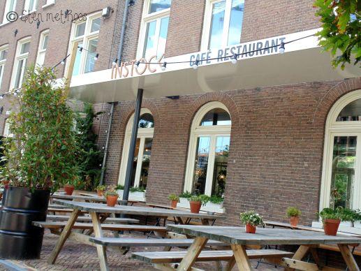instock amsterdam restaurant
