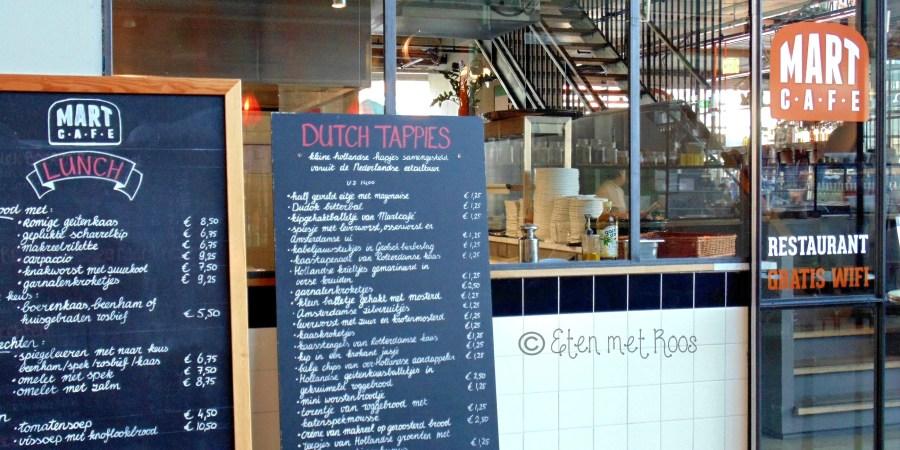 mart cafe restaurant rotterdam