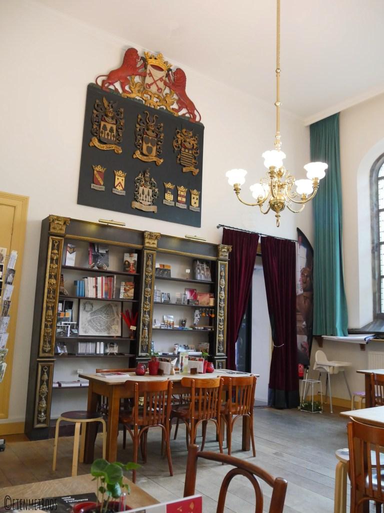 Pieterskerk café