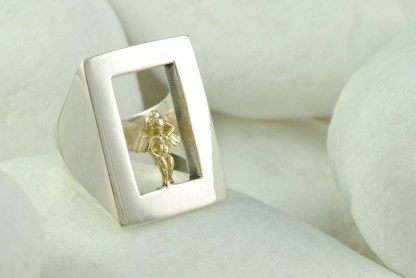 Love Angel Ring