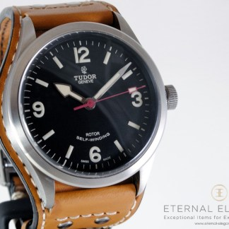 Tudor Heritage Ranger 79910 Wristwatch with Bund and Nato Strap