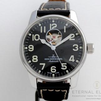 Zeno-Watch Basel Classic Open Heart 6554 Pilot's Watch