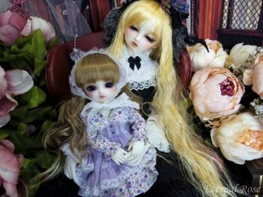 【幼天使ウナ:いちか】ウナとウナ