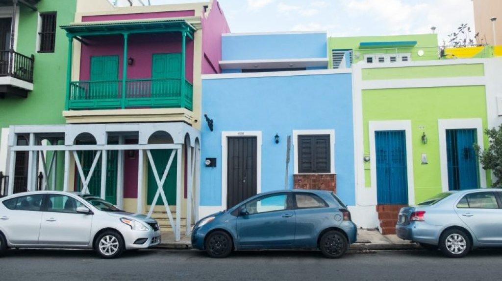 houses in Old San Juan
