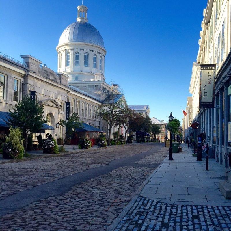 budget weekend getaway to Montreal