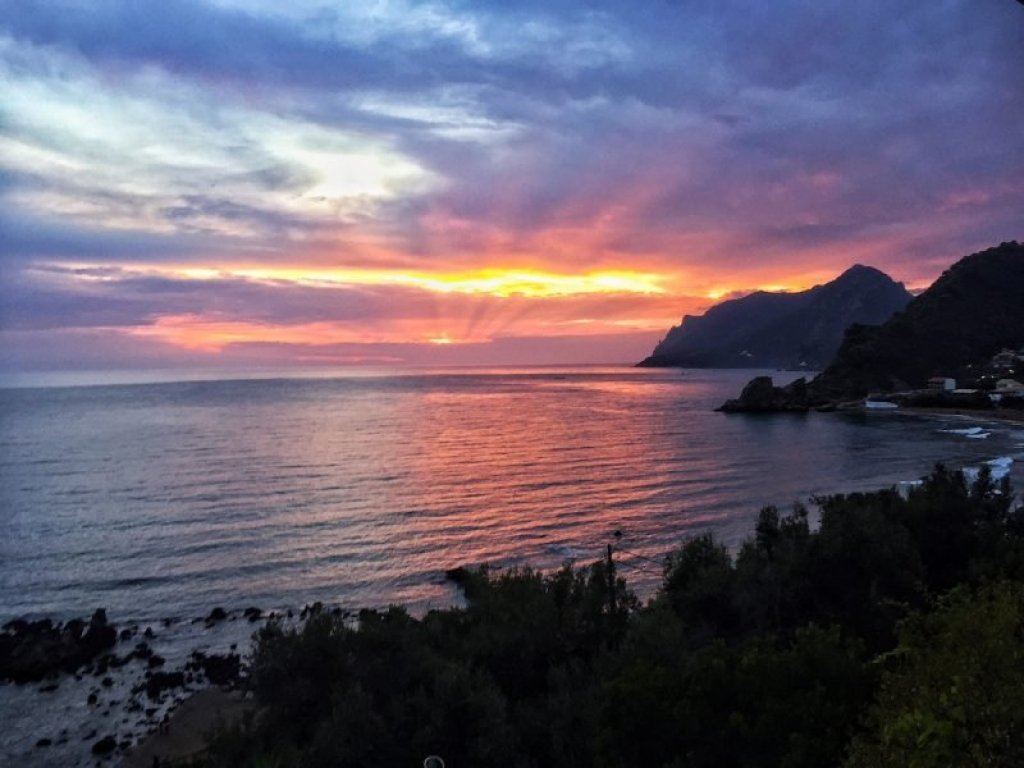 OK, OK, I guess Corfu's not that bad.