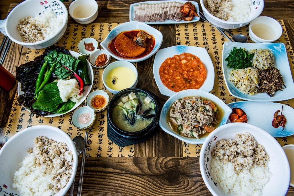 Korean food is one of the world's best cuisines