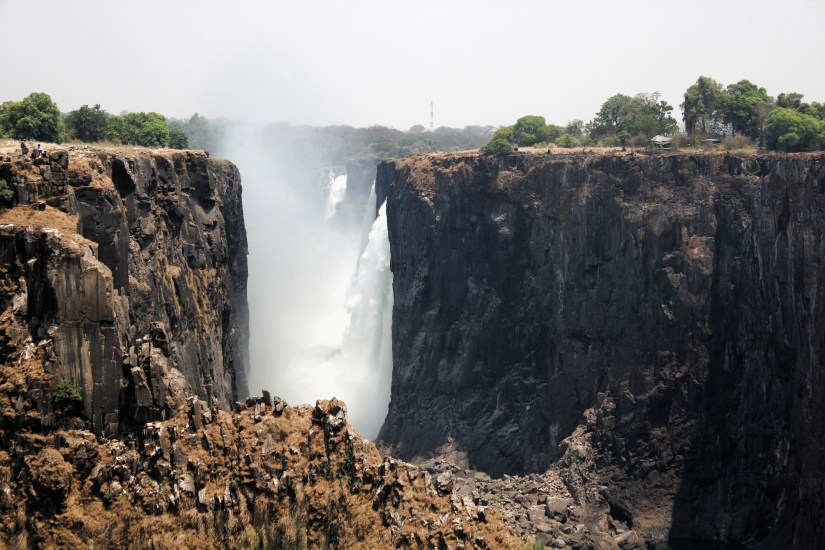 Victoria falls is #1 of the things to do in Livingstone Zambia