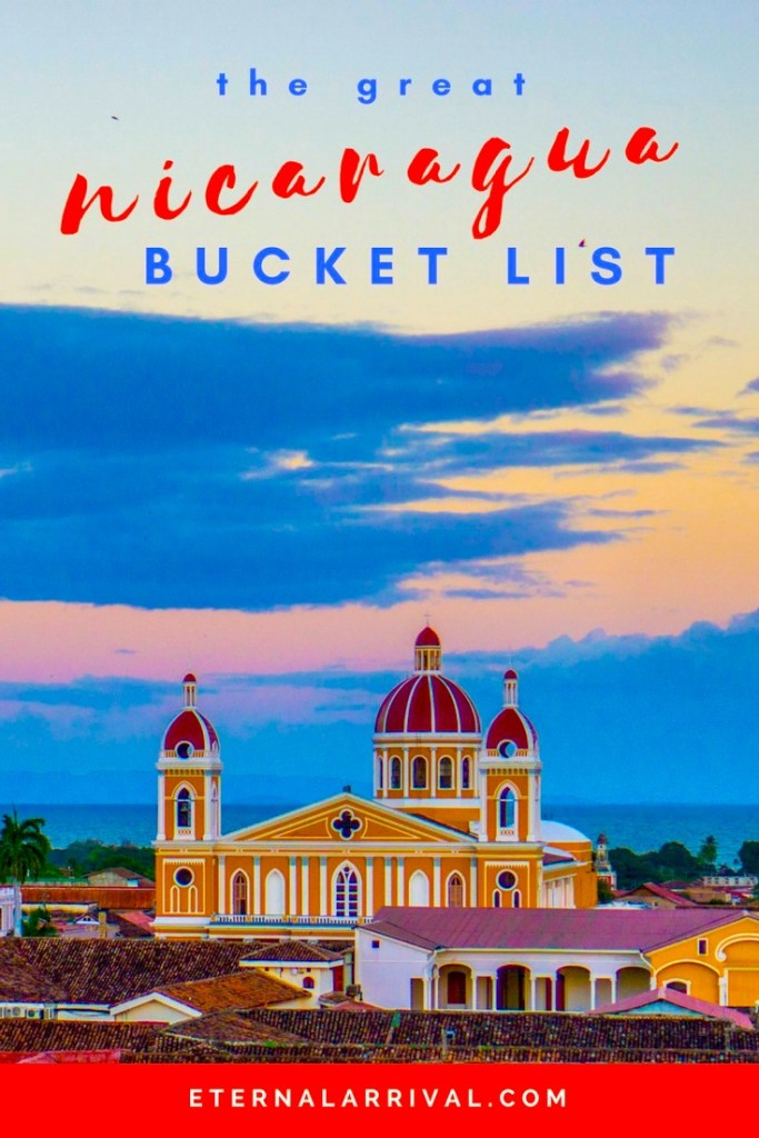 There are so many epic things to do in Nicaragua - why not try volcano boarding, surfing, camping on an active volcano, or diving in the Caribbean?