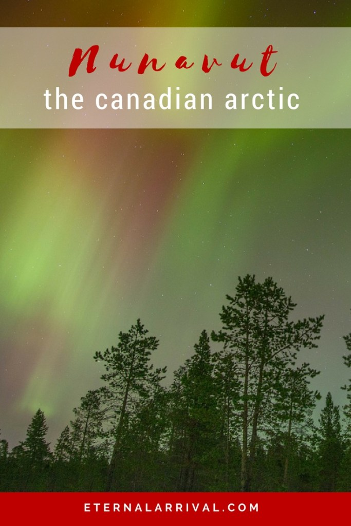 Experience the Canadian Arctic in Nunavut. Build igloos, go ice fishing, go snowmobiling, and see the elusive Northern lights if you're lucky