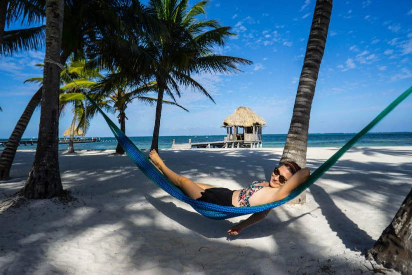 Ambergris Caye best luxury hotel - a truly boutique experience
