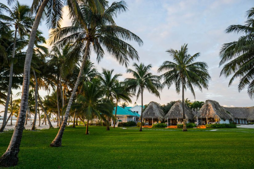 Victoria house is a lovely boutique hotel in Belize