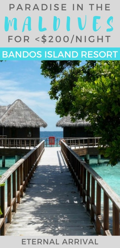 Think resorts in the Maldives are too expensive? You might be surprised at what they actually cost!
