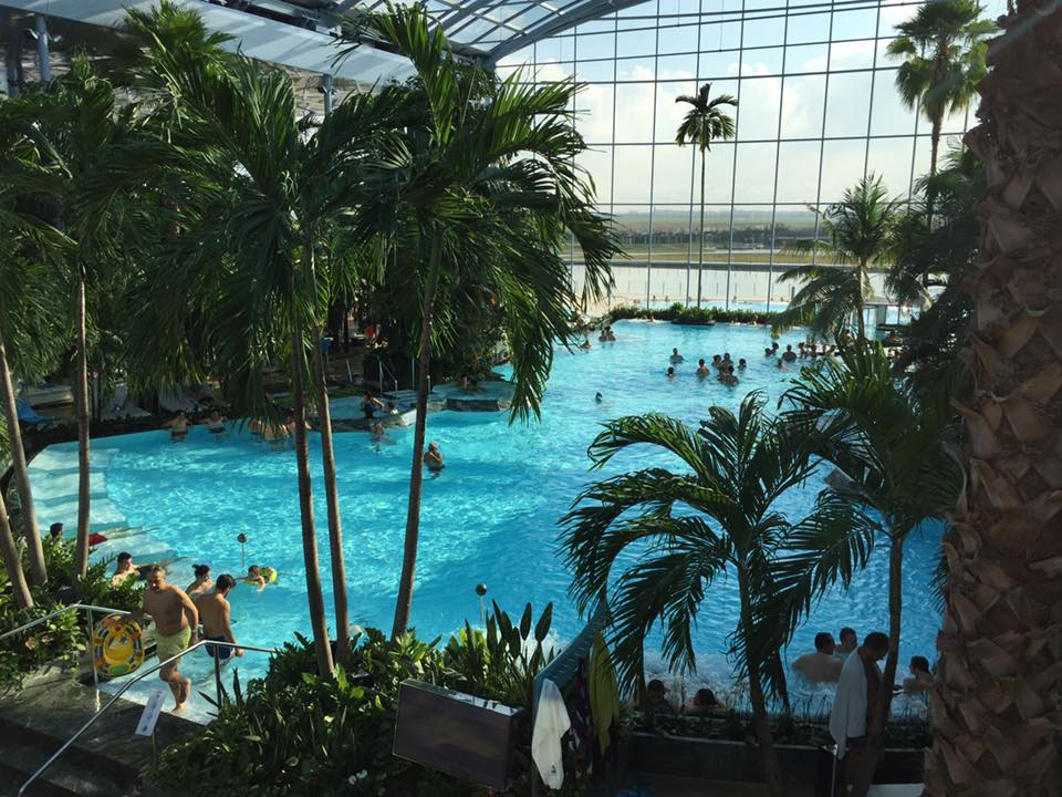 Therme, one of the places to visit in Bucharest