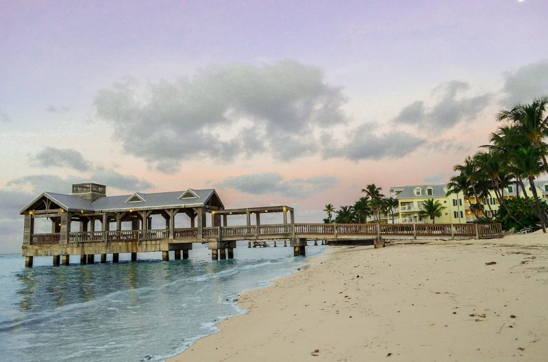 Key West, one of the most beautiful places to visit in Florida