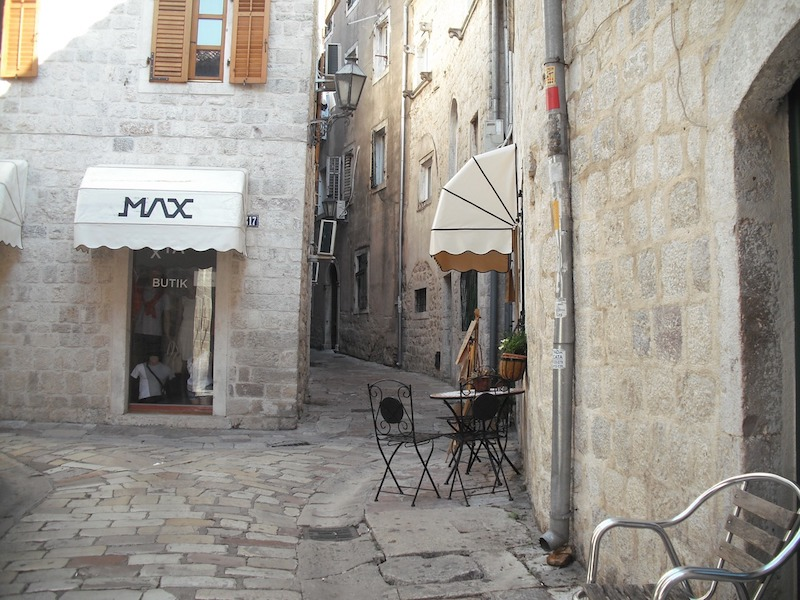 One of the top things to do in Kotor is walk around the Old City