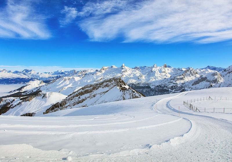 things to do in Montenegro - go skiing in winter