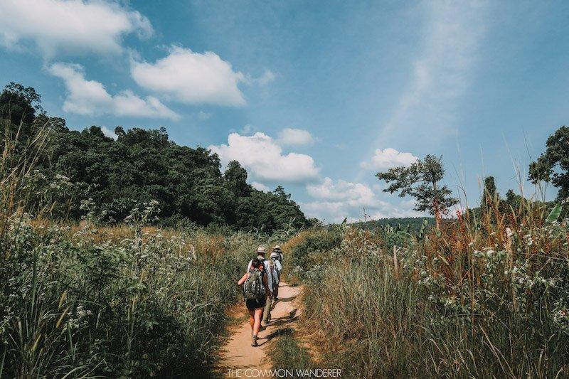 amazing ecotourism locations - cardamom mountains, Cambodia