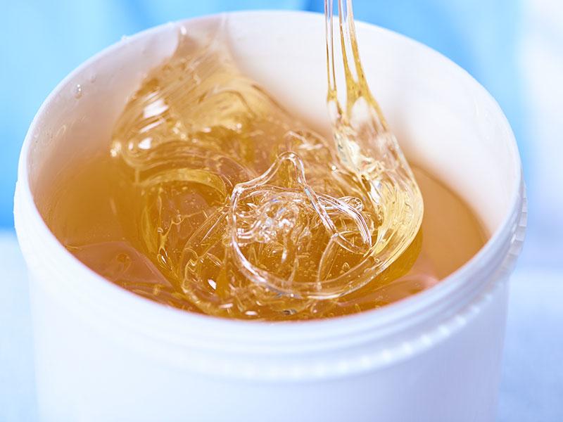 Body Sugar Jar