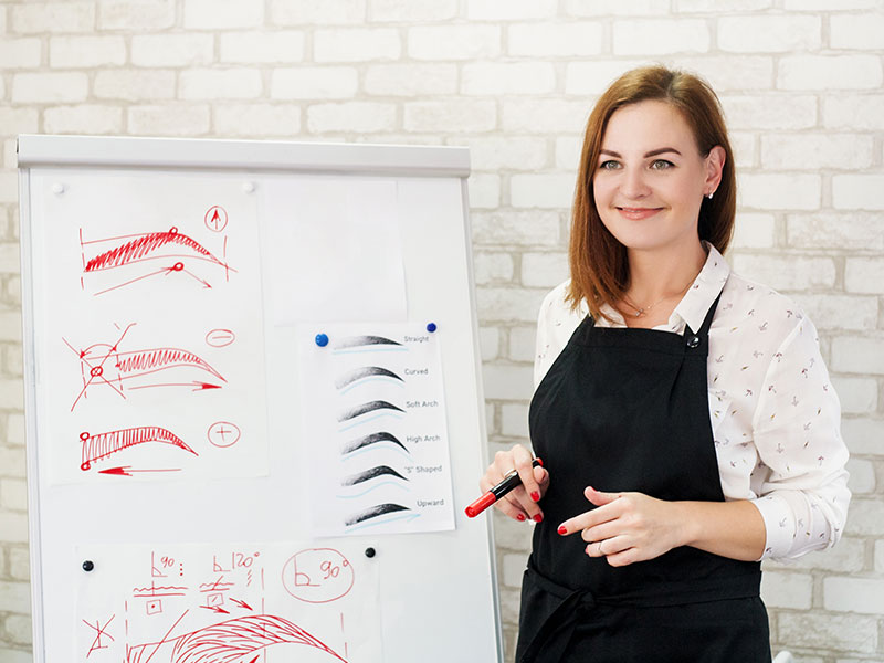 Micropigmentation Educator Training Course