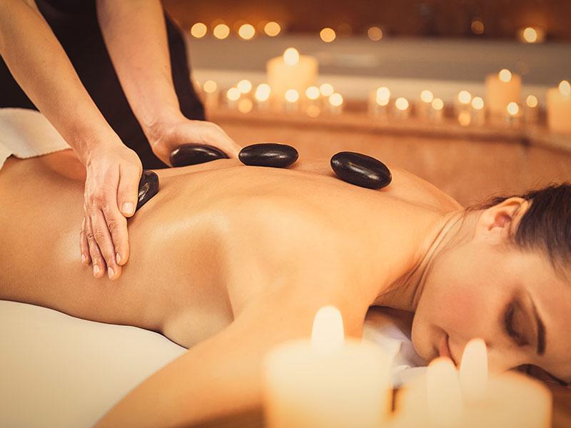 Hot Stone Massage Beauty School