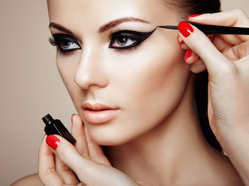 Makeup Artistry Precision Application