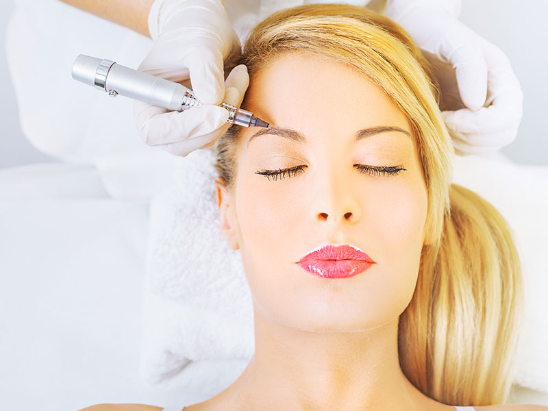 Permanent Makeup Service