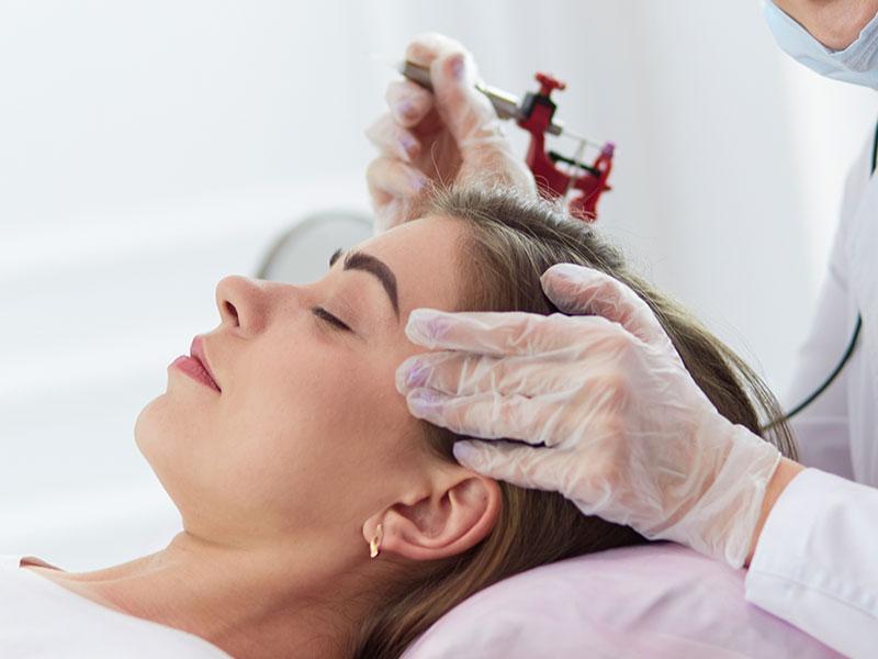 Scalp Micropigmentation Educator Training Course