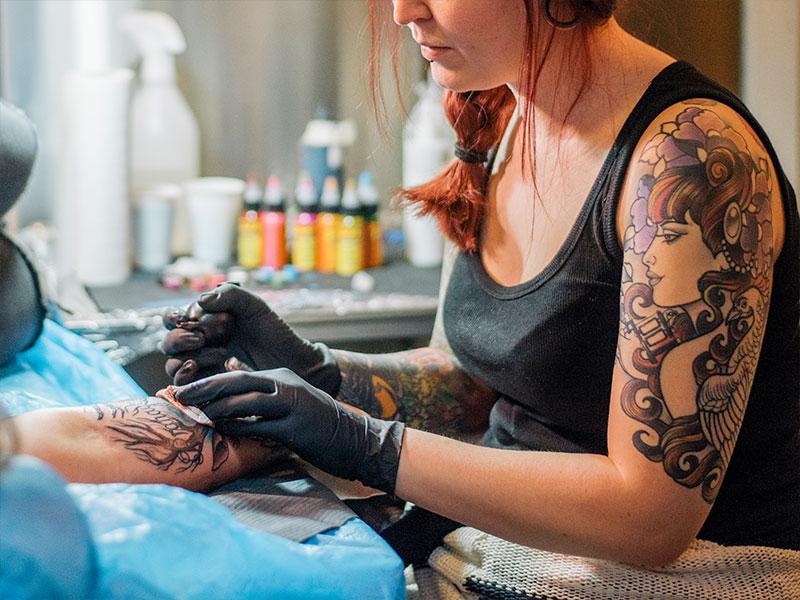 Tattoo Line Artistry Certification