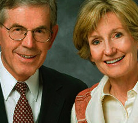 Bruce and Marie Hafen