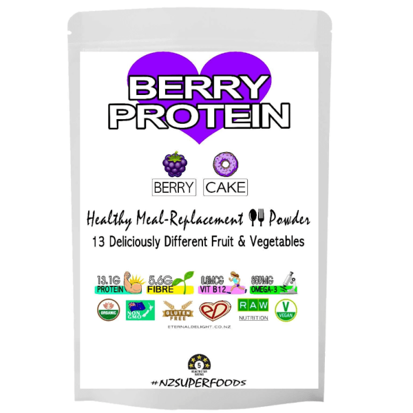 Organic Health Shop. Berry Cheesecake Protein Powder. Vegan Meal-Replacement. Muscle Growth. Weight Goals. Clean Energy. Better Cognitive Function.