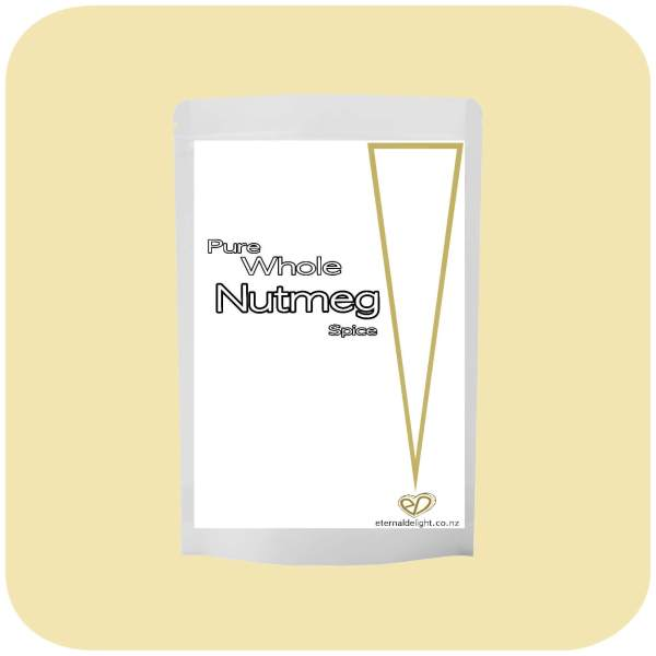 NUTMEG WHOLE. ETERNALDELIGHT.CO.NZ