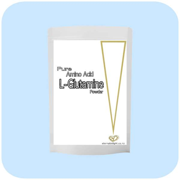 L-GLUTAMINE POWDER. ETERNALDELIGHT.CO.NZ