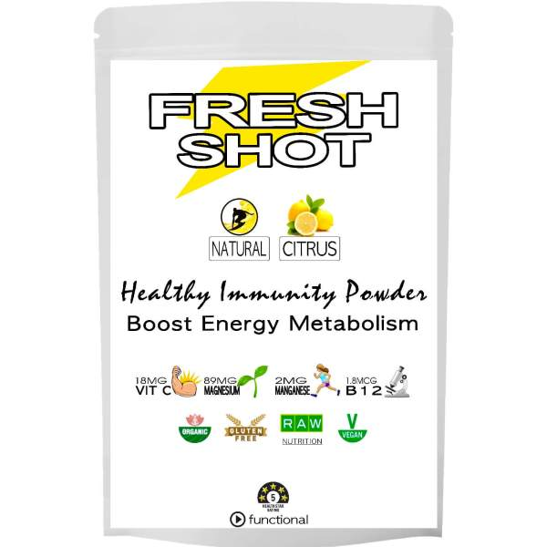 FRESH SHOT. ORGANIC. VITALITY POWDER. ETERNALDELIGHT.CO.NZ