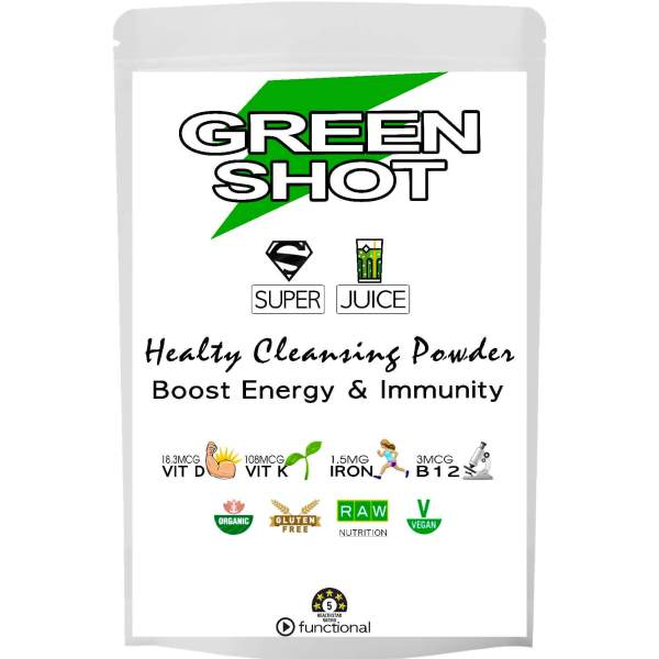 EXTREME GREENS SHOT POWDER. ETERNALDELIGHT.CO.NZ