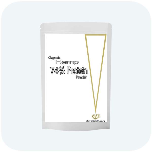 Hemp – 74% Protein Powder – Organic