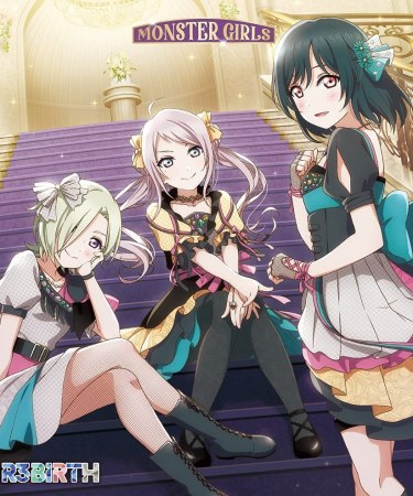 love live nijigasaki r3birth monster girls