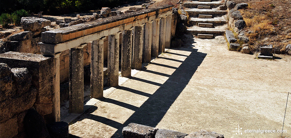 amphiarieon_eternalgreece-tours-archaeology Eternal Greece Ltd