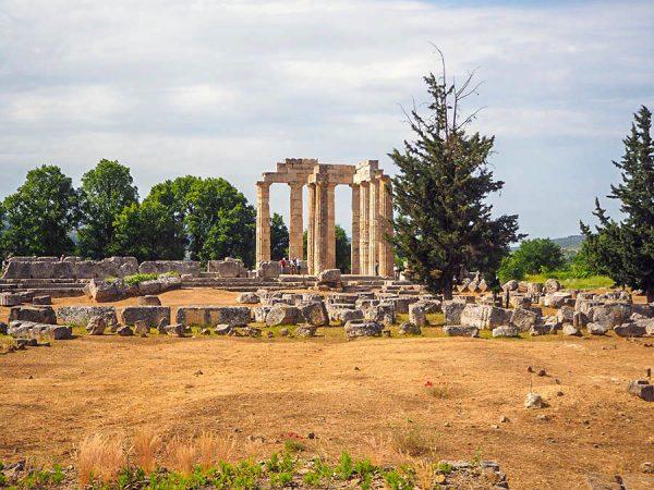 Ancient Nemea Peloponnese Eric CB Cauchi Eternal Greece Ltd