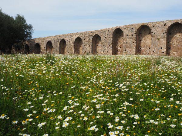 Androussa Castle Peloponnese Greece